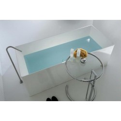 "Hastings Atmosfere Rectangular Free Standing Tub 70 7/8"" x 31 1/2"""