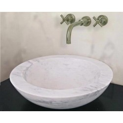 Formosa Large Above Counter Stone Vessel
