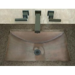 Alisal Undermount Copper Lavatory Basin