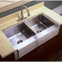 Large Double Sink - F42D
