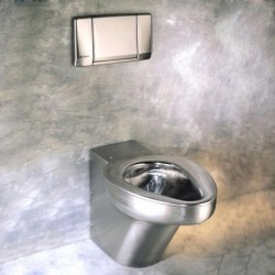 Euro-Urban Contour Wall Floor Mounted Toilet